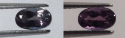 0.74ct Oval Alexandrite