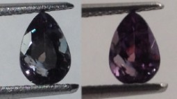 0.46ct Pear Alexandrite